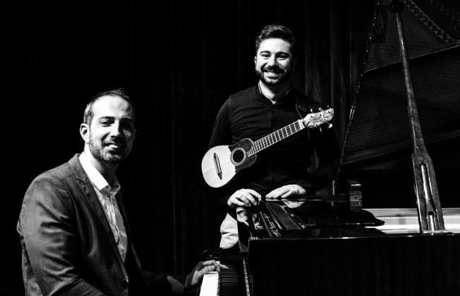 Abraham Ramos & Alberto Brazuelo