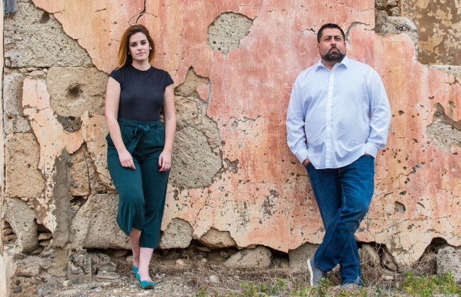 Carla Vega & Jorge Granados