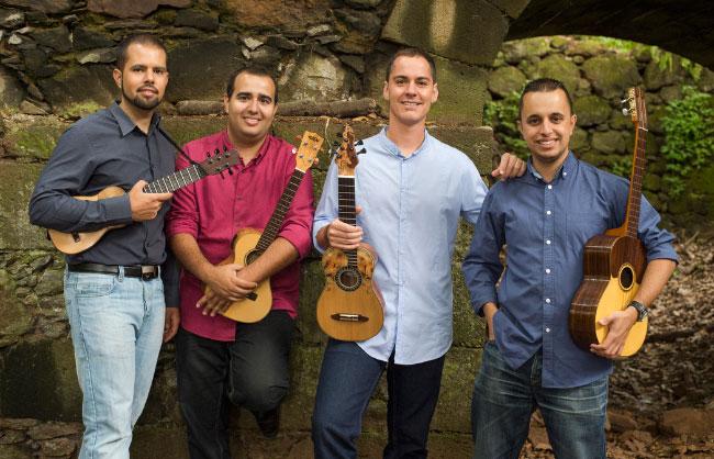 Timples y otras Pequeñas Guitarras del Mundo