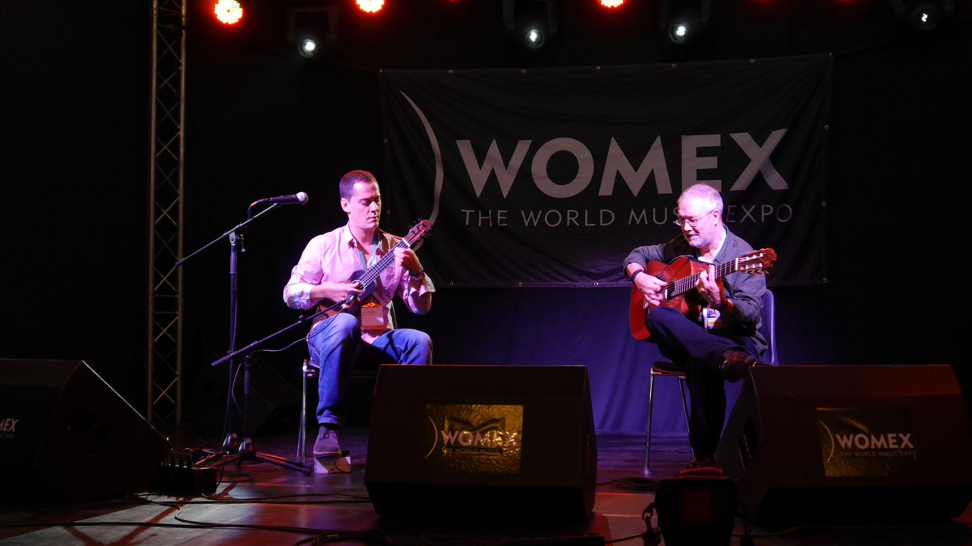 La feria profesional de músicas del mundo, WOMEX 18, abre la convocatoria internacional para músicos y artistas