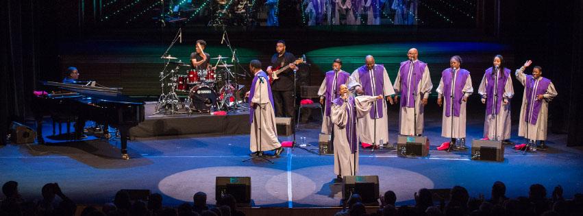 Chicago Mass Choir 08/12/2018