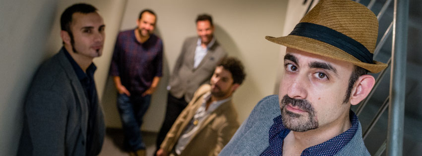 Yul Ballesteros Canarian Quintet - Un tributo a Michel Legrand